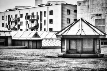Das Dach von Faucon Alexis