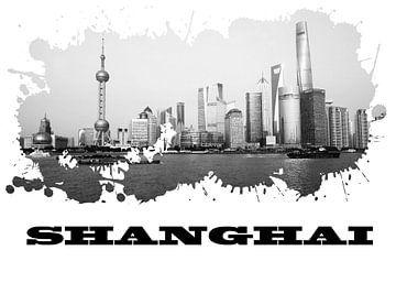 Shanghai van Printed Artings