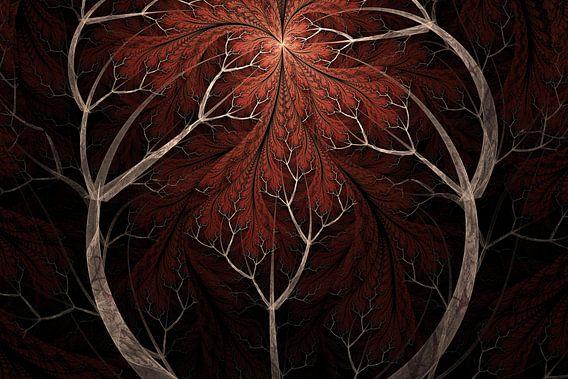 Bomen snakken naar leven van Jasper de Brouwer