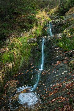 verborgen waterval van Francois Debets