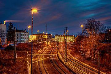 Natur und Landschaft im Erzgebirge Chemnitz von Johnny Flash