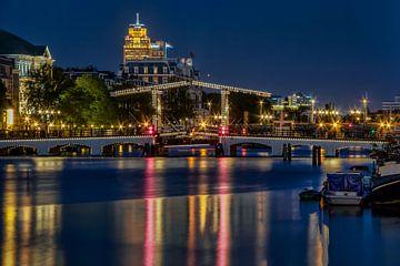 Amsterdam - Magere Brug von Sabine Wagner