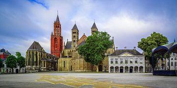 Vriethof - Mestreech, Vrijthof - Maastricht II van