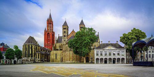 Vriethof - Mestreech, Vrijthof - Maastricht II van Teun Ruijters