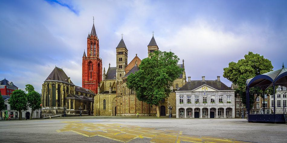 Vriethof - Mestreech, Vrijthof - Maastricht II