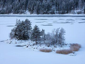 Winterstimmung am Eibsee