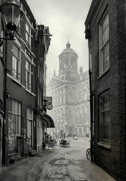 Amsterdam, Paleis