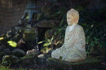 Boeddha-figuur van Jürgen Schmittdiel Photography