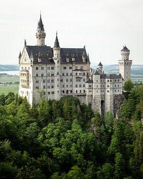 Château de Neuschwanstein sur Fernando Duarte Nogueira