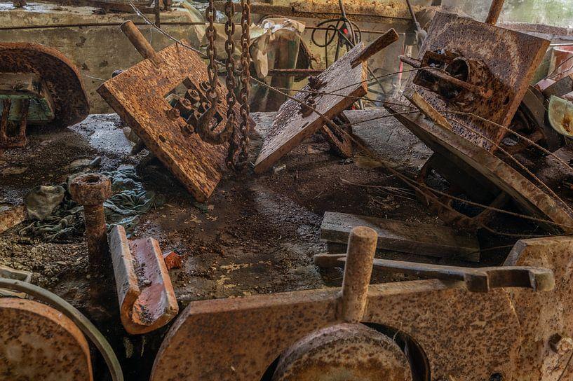 Verlorene Industrie von serge baugniet