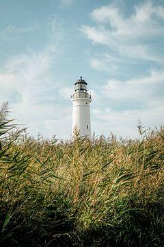 Leuchtturm in Dänemark von David Heyer