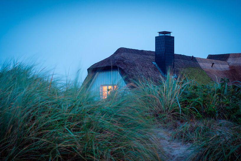 Huis in het duin van Martin Wasilewski