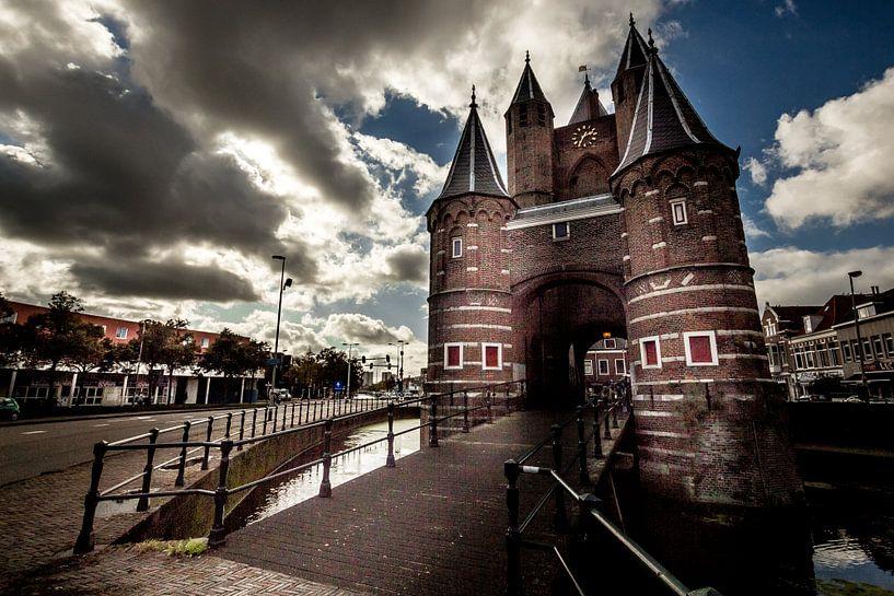 Amsterdamse Poort van Bart Veeken