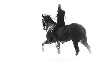 Horse Riding von Yvonne Blokland