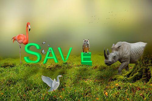 Rettet die Tiere von