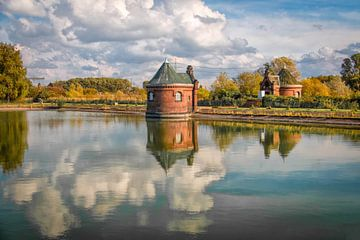 Hamburg - Wasserturm Kaltehofe von Sabine Wagner