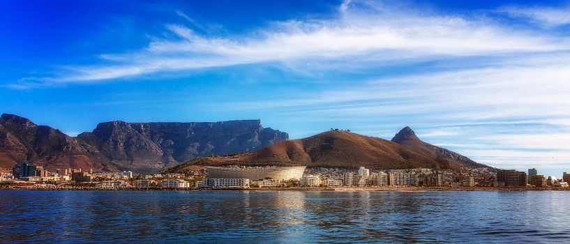 Cape Town Panorama van Rigo Meens