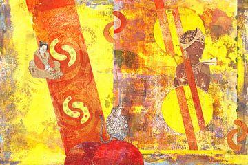 eeuwige zonneschijn van Hella Kuipers