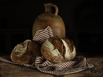 Early morning bake van Miriam Meijer, en plein campagne.....