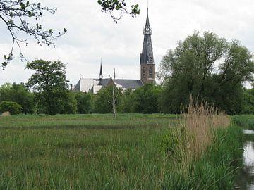 Kerk von Henk Rabbers