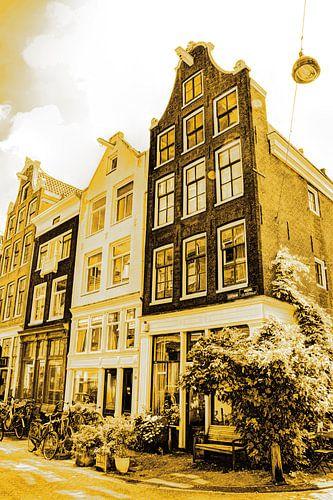 Jordaan Amsterdam Nederland Goud