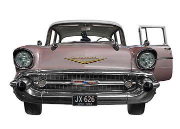 Chevrolet Bel Air 1957 sur aRi F. Huber