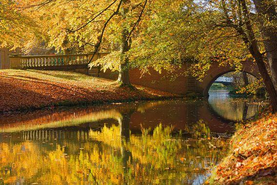 Herfst op Landgoed Elswout