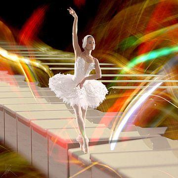 Dans en muziek van Harald Fischer