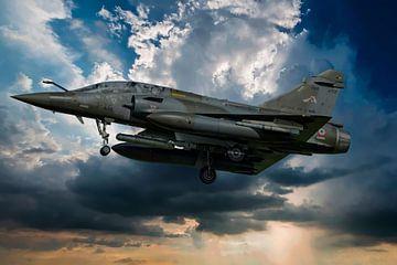 Dassault Mirage 2000 sur Gert Hilbink