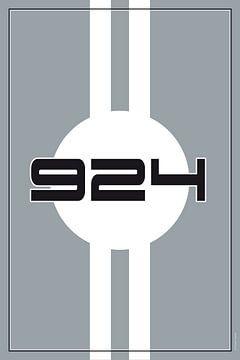 Porsche 924, racewagenontwerp van Theodor Decker