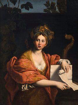 Kumäische Sibylle (nach Domenichino), Angelika Kauffmann