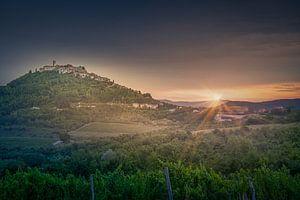 Countryside of  Istria - Croatia