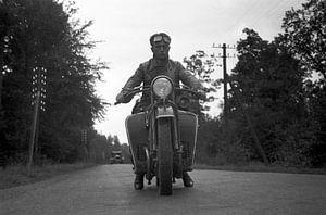 BMW Motor biker klassieker, oldtimer van Timeview Vintage Images