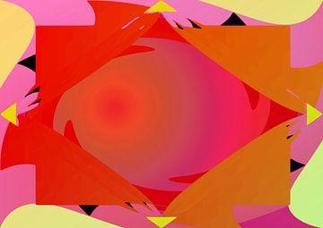 Farbstrakt van Harry Ucksche