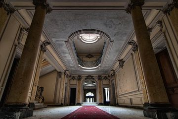 Chateau Lumiere - Urban exploring Frankrijk van Frens van der Sluis
