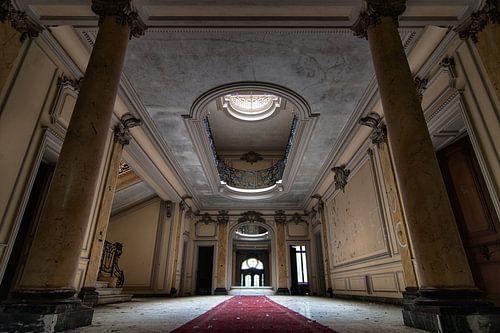Chateau Lumiere - Urban exploring Frankrijk van