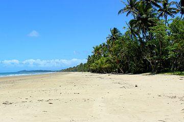 Mission Beach von Nadia Langenberg