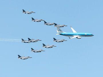 Luchtmachtdagen van Jelle Thijssen