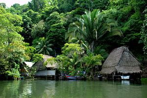Guatemala Rio Dulcé van Carolina Vergoossen