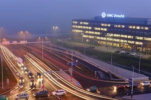 Universiteitsweg en UMC Utrecht