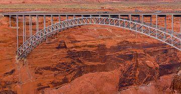 Canyon-Dammbrücke von Corrie Ruijer