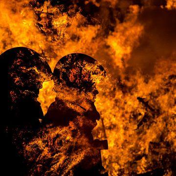 Brandweermannen van