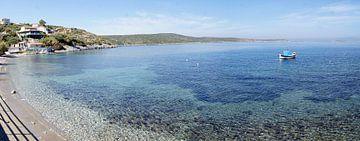Aghia Paraskevi Samos Panorama von Patrick Ven
