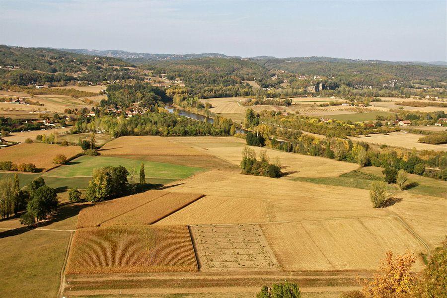 """Paysage- Landschap ?Dordogne"""""""