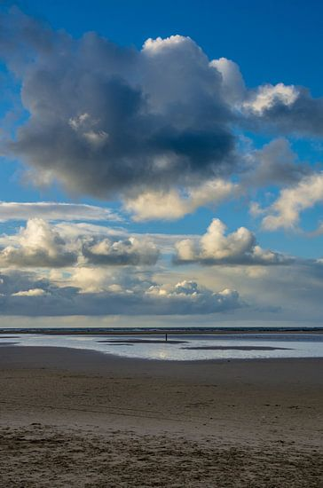 Texel | Strandpaal 31  van Ricardo Bouman | Fotografie