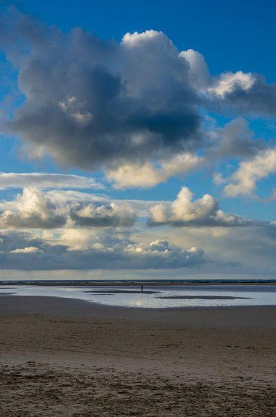 Poste de plage 31 | Texel sur Ricardo Bouman