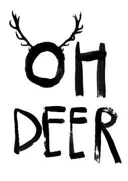 oh deer von treechild .