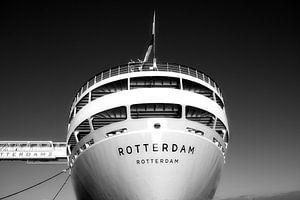 Achtersteven SS Rotterdam van Beauty everywhere