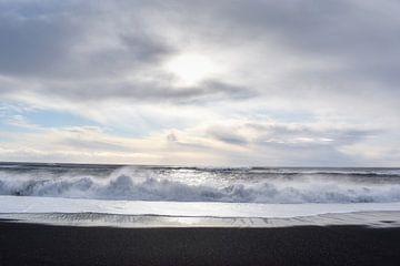 golven in de poolzee van Roith Fotografie
