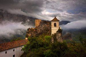 Castell de Guadelest, Spanje